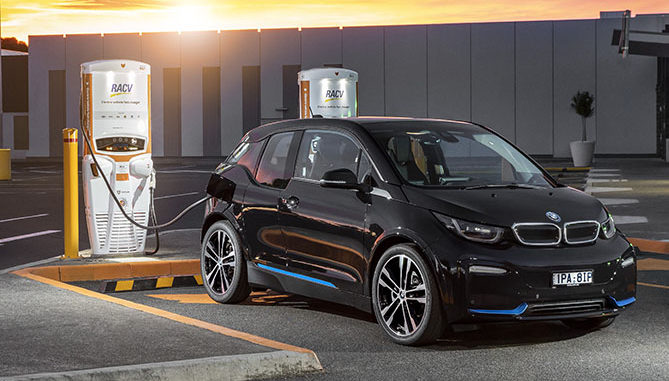 BMW Group Australia has announced a partnership with electric vehicle charging operator Chargefox