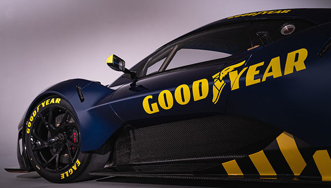 Goodyear and Brabham Automotive have announced a partnership to collaborate across racing and road car developments