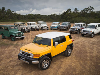 Toyota has marked 10 million LandCruiser sales
