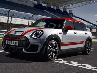 The new high-performance Mini John Cooper Works Clubman