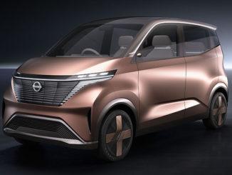 Nissan IMk EV Concept