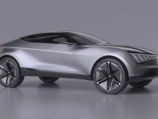 Kia Futuron EV concept