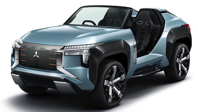 Mitsubishi Motors Mi-Tech SUV Concept