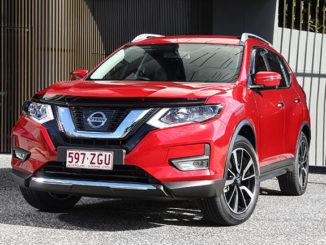 The special edition Nissan X-Trail N-Trek