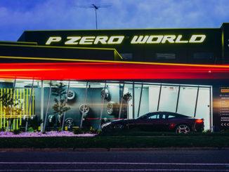 Pirelli has opened a new P Zero World store in Melbourne