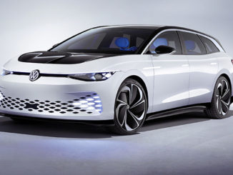 VW's ID. Space Vizzion Concept