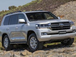 Toyota LandCruiser Sahara Horizon