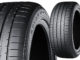 The Advan Sport V107 size 285/45ZR22 114Y front tyre that will come as OE on new GLS 63 cars