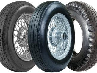 Avon Tyres for Coker Tire