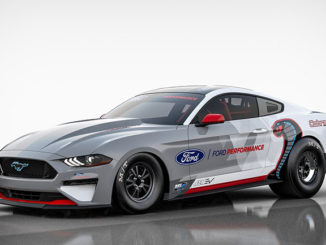Ford's All-Electric Mustang Cobra Jet 1400 Dragster Prototype