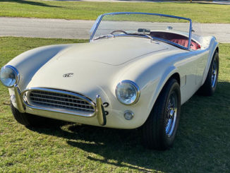 AC Cobra is going electric