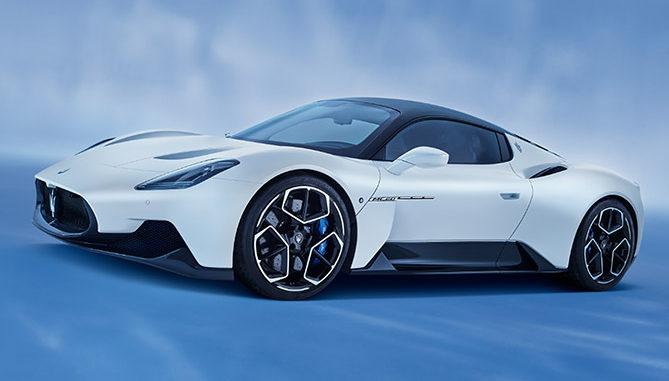 Maserati MC20 Bridgestone