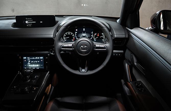 Mazda MX30 Mild Hybrid
