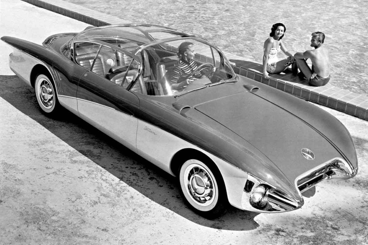 From Science Fiction To Fact American Concept Cars Of The 1950s Chrysler Immediately Following Wwii Europe And Much Rest World Remained Crippled By Effects War Six Years Unrelenting Conflict Had Left